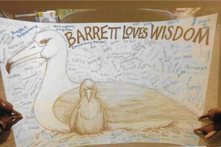Barrett Elementary Wisdom Poster